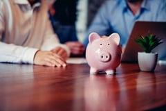 Piggy bank financial planning and savings - BUSSQ Super