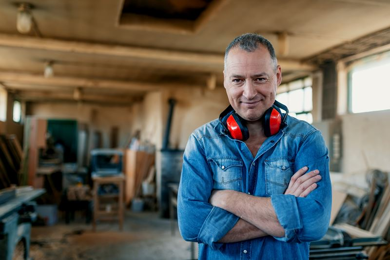 Construction company owner transitioning to retirement - BUSSQ Super